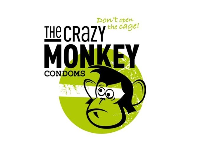 The Crazy Monkey Condoms